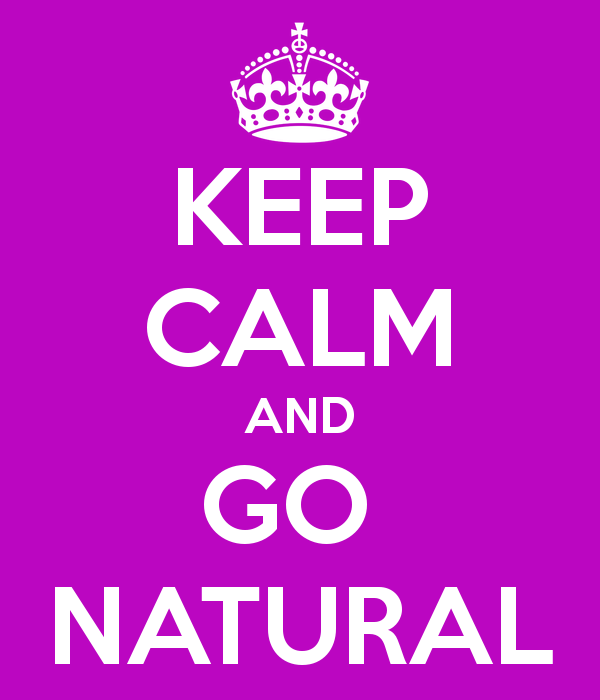 Why go natural? And what you should know when you do
