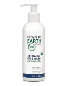 Recharge Face Wash & Shaving